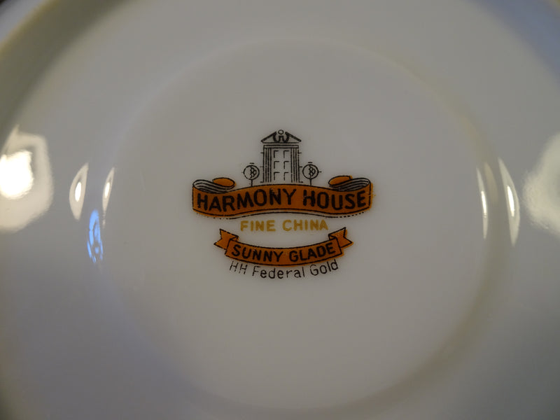 Harmony House Sunny Glade 5.75in Saucer