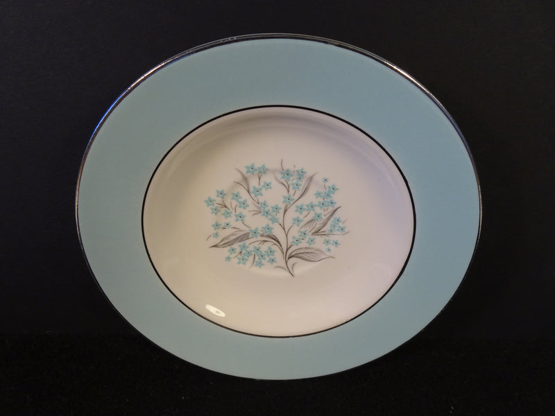 Sevron Blue Lace 6in Saucer