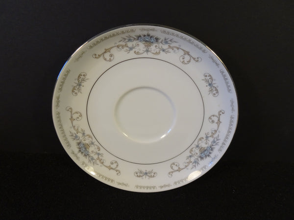 Fine Porcelain China Diane 6in Saucer
