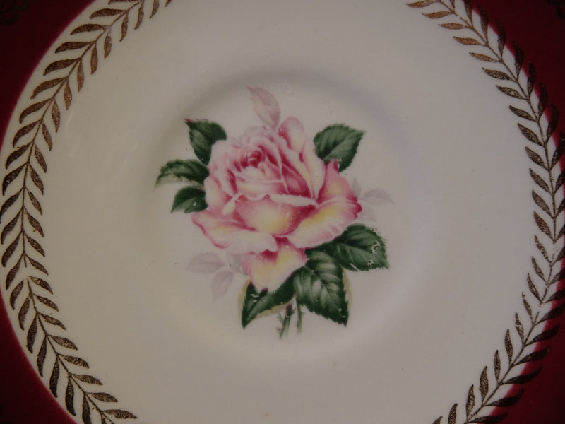 Lady Stratford By Homer Laughlin,  5.60in Saucer