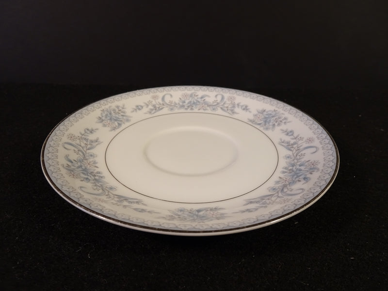 Mikasa Fine China Dresden Rose 5.9in Saucer