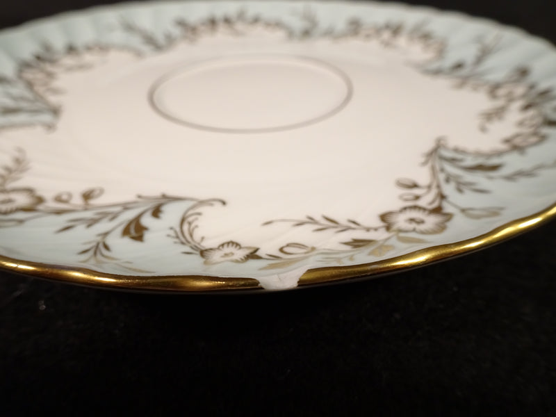Royal Tettau  6in Saucer