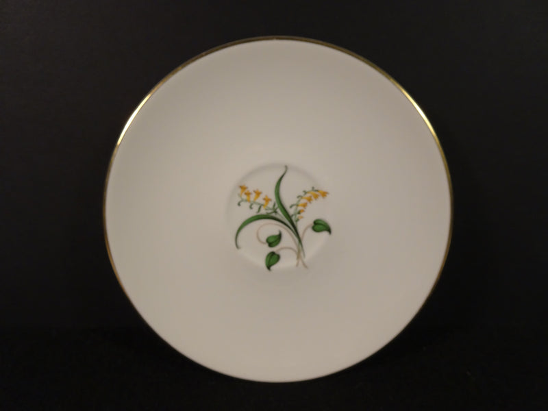 Knowles Forsythia 6.25in Saucer