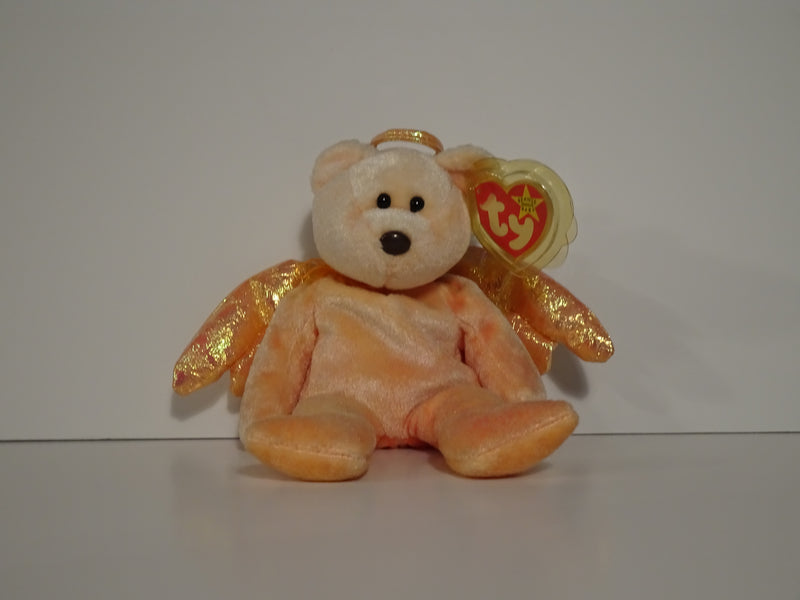 Halo (Peach) Beanie Babie By Ty Inc.