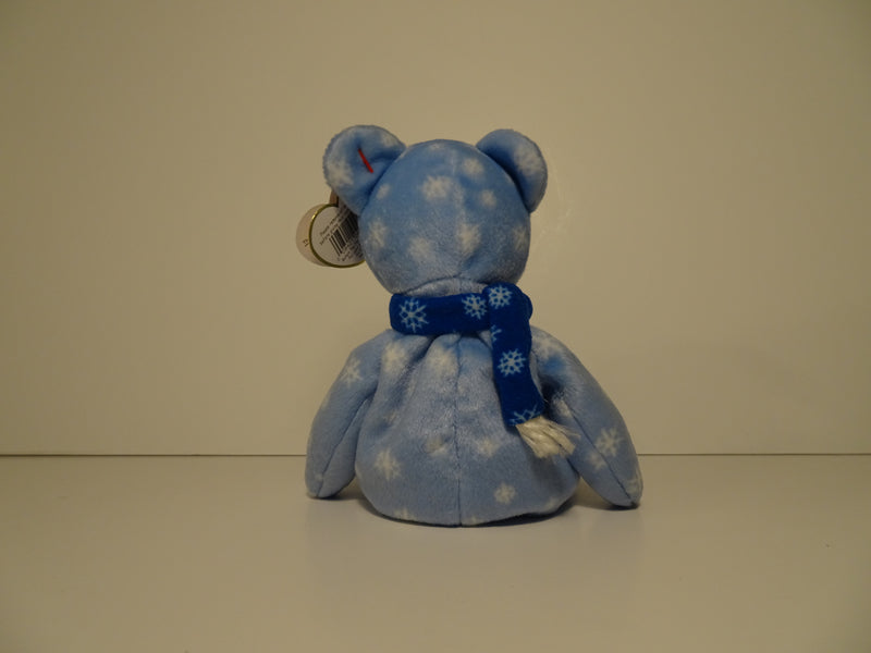 1999 Holiday Teddy Beanie Babie By Ty Inc.