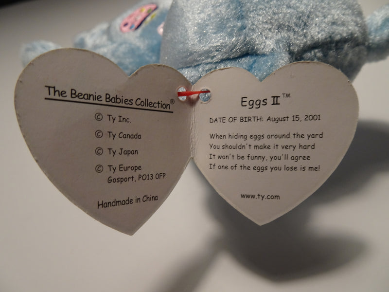 Eggs II Beanie Babie By Ty Inc.