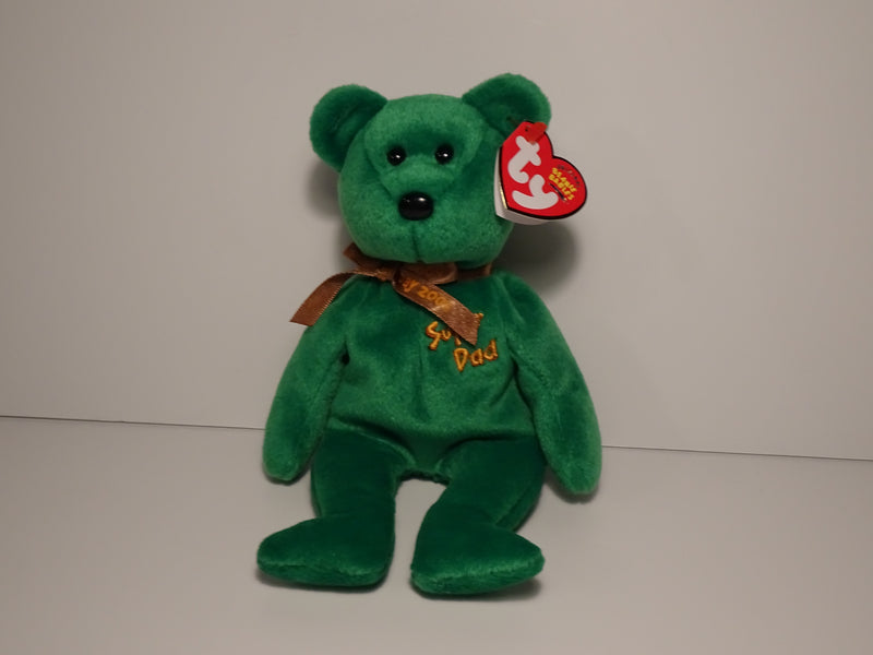 Dad-e 2004 Beanie Babie By Ty Inc.