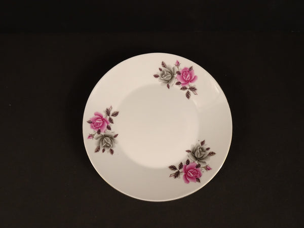 Unknown Pattern,  7in Round Salad Plate