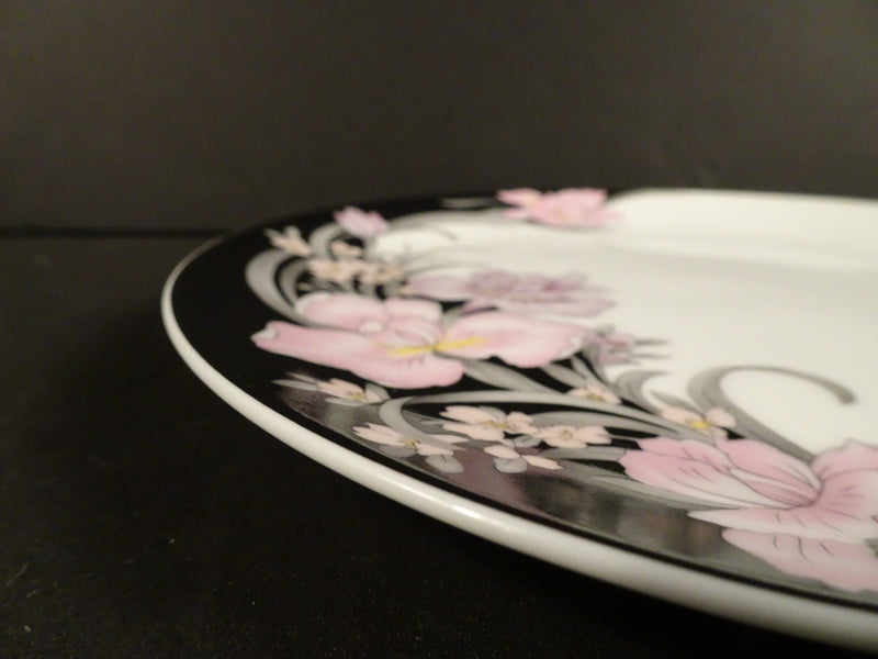 Crescent China by Ranmaru Serenade 7.5in Round Salad Plate