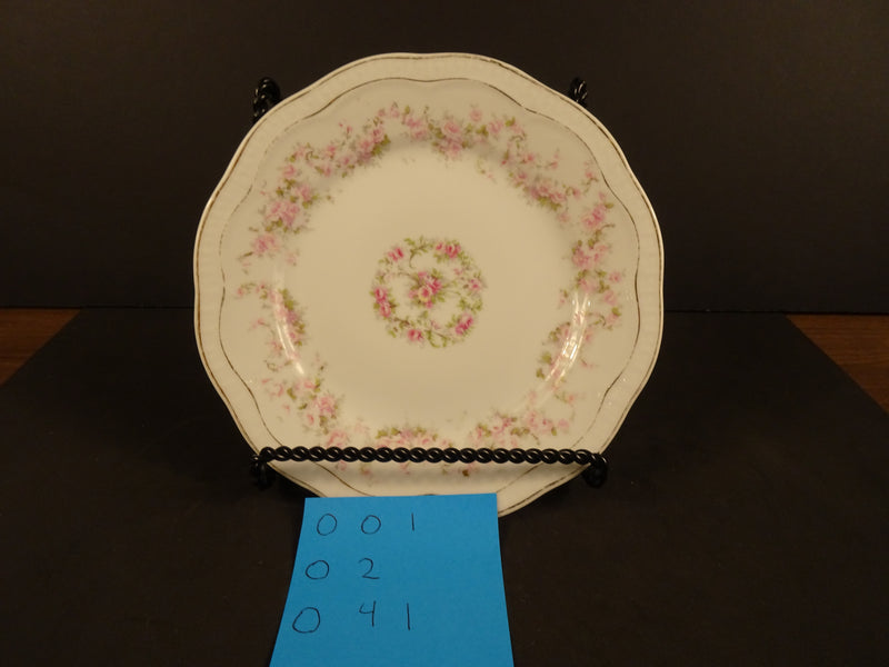 Z.S. & C  7.5in Round Salad Plate