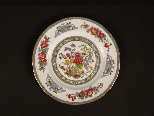Paragon Tree of Kashmir 8in Rimmed Salad Plate