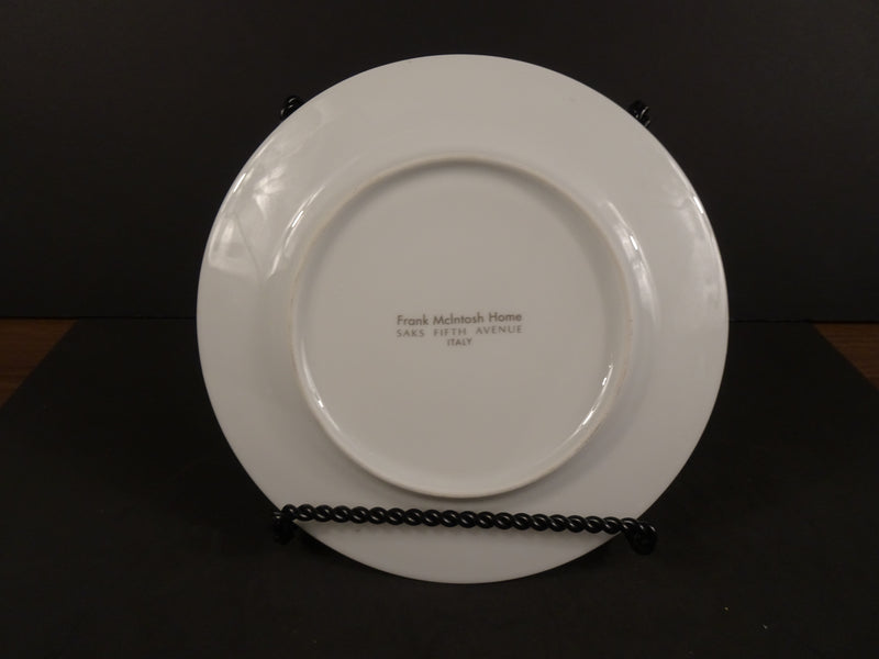 Frank Mcintosh Home  7.5in Rimmed Salad Plate