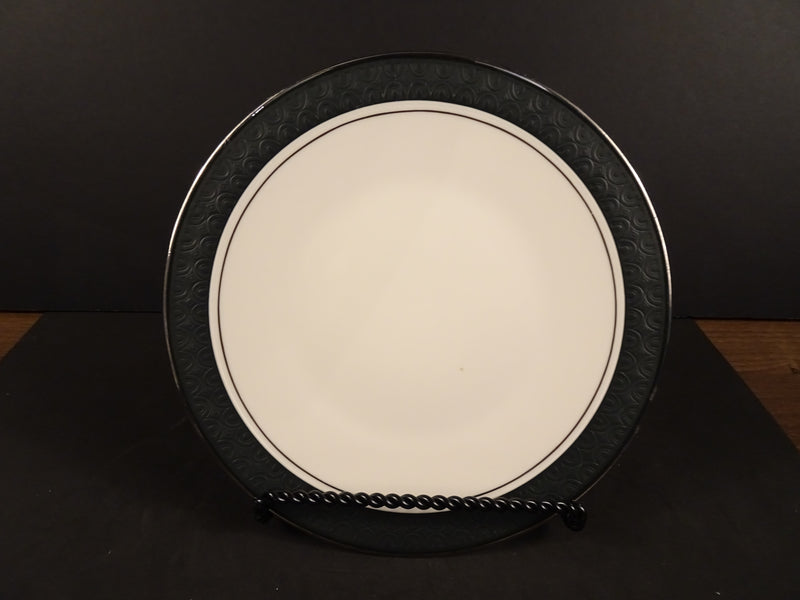 Franciscan Midnight Mist 8.25in Rimmed Salad Plate