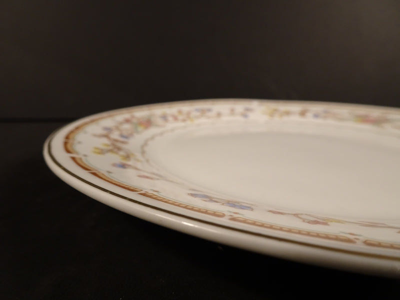 Wellington  7.6in Rimmed Salad Plate