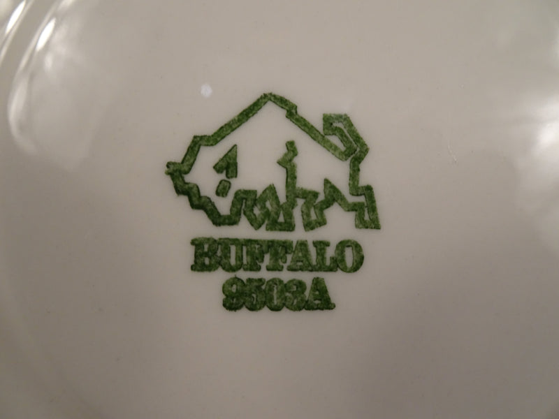 Buffalo  6.75in Coupe Saucer