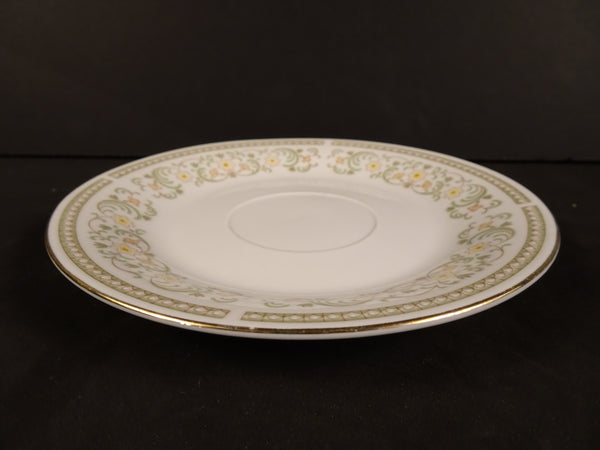 Tientsin porcelain  5.75in Coupe Saucer