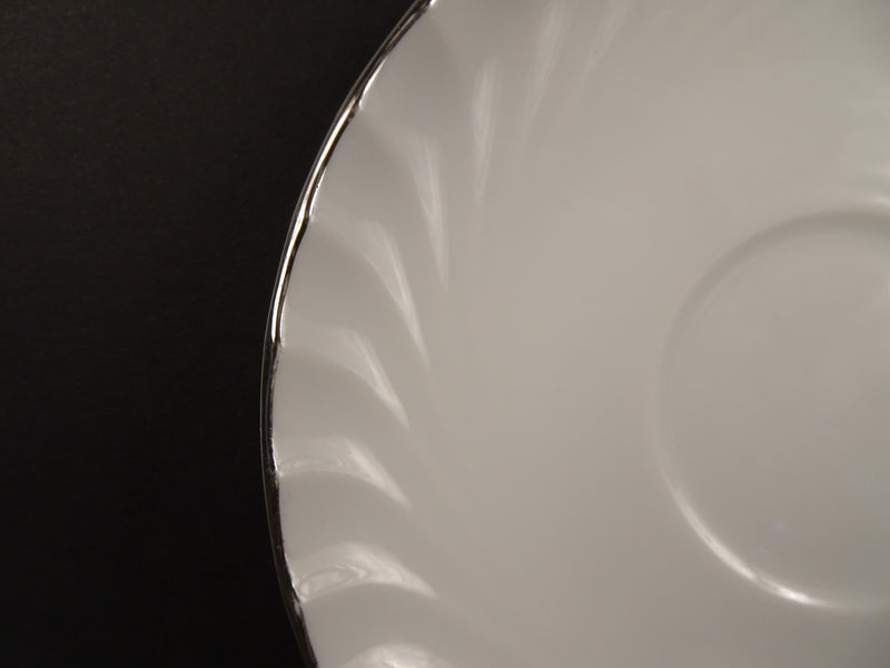 Puritan China Estate 5.85in Coupe Saucer