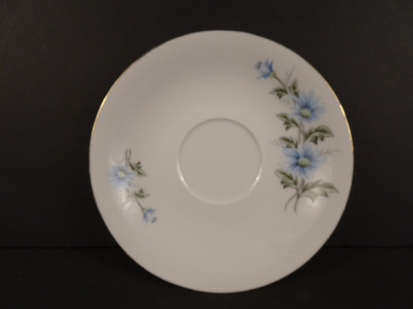 Chinese Characters  5.75in Coupe Saucer