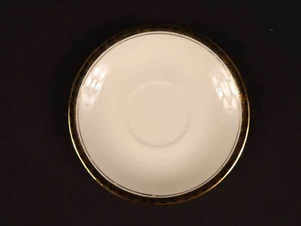 Homer Laughlin  5.5in Coupe Saucer