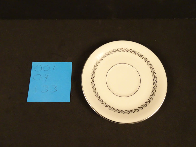 Pickard Silver Wreath 6in Saucer