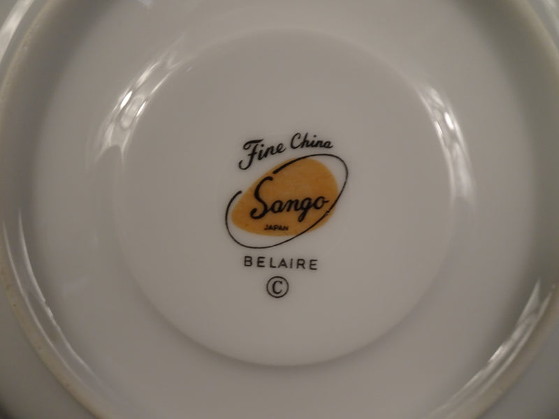 Sango Belaire 6in Coupe Saucer