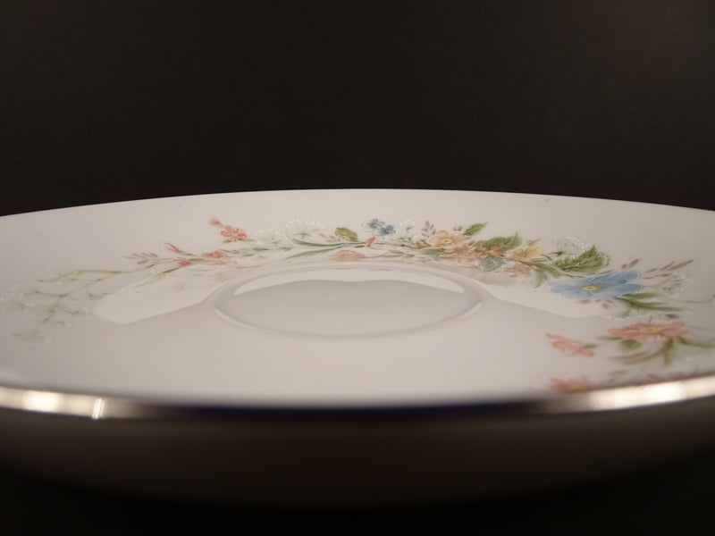 Premiere Fine China Berkshire 6in Coupe Saucer