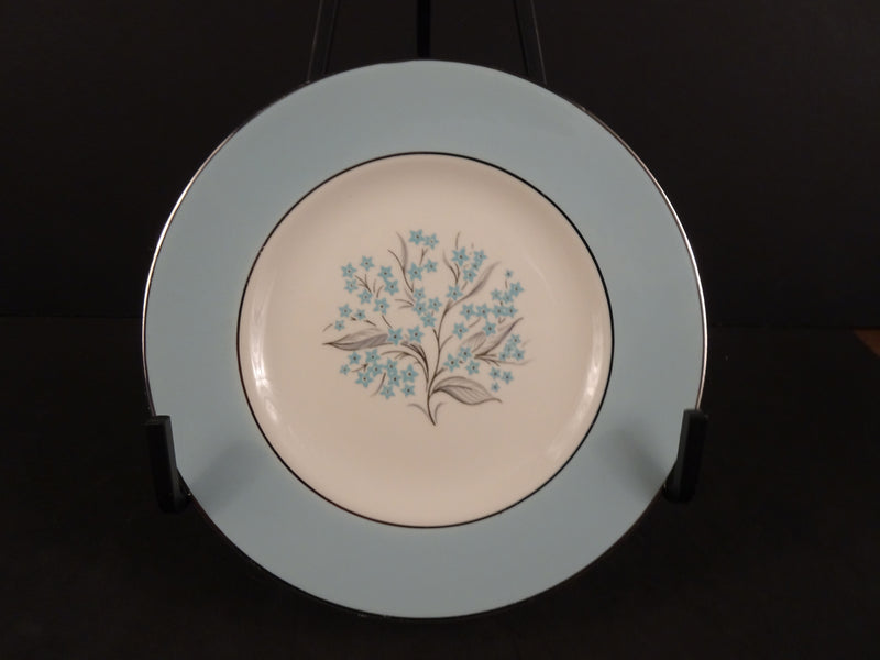 Sevron Blue Lace 6.25in Bread and Butter Plate