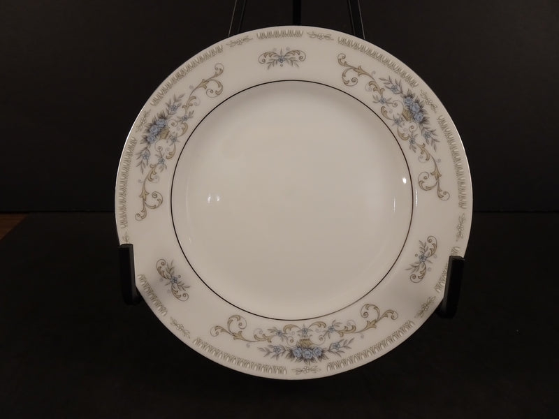 Fine Porcelain China Diane 6.45in Rimmed Bread and Butter Plate