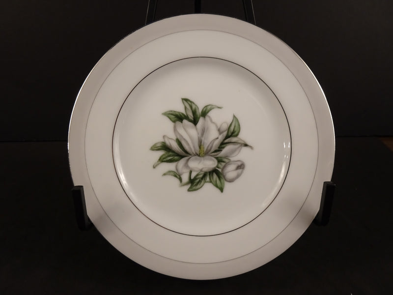 Wentworth Fine China Yolanda 6.15in Rimmed Bread and Butter Plate