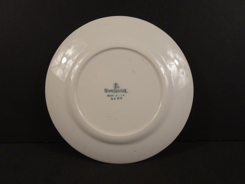 Homer Laughlin  5.80in Rimmed Bread and Butter Plate