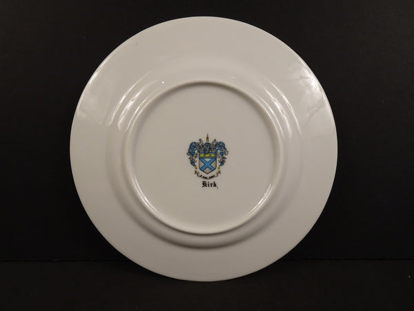 Kirk  6.60in Rimmed Bread and Butter Plate