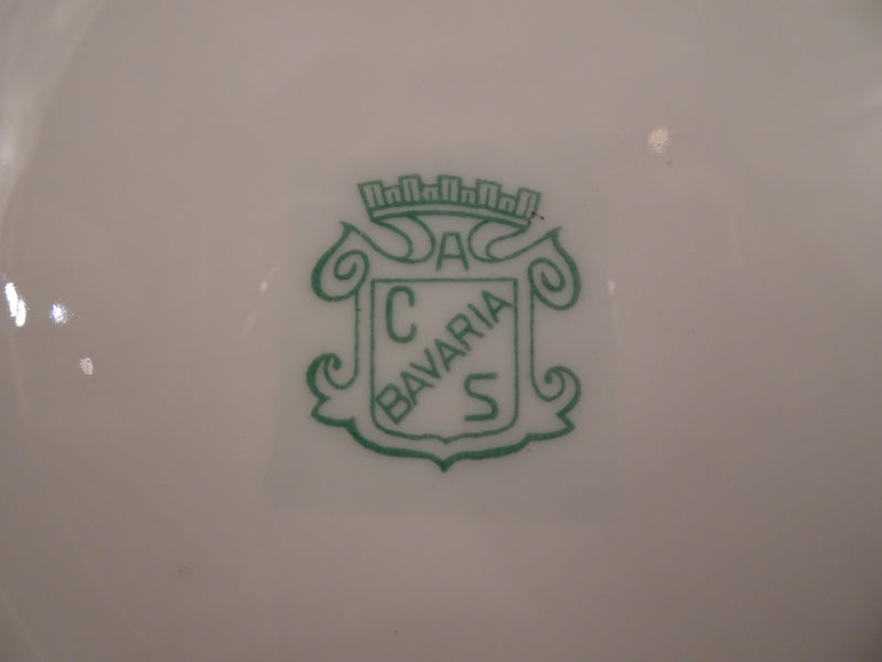 C. S. Bavaria Rimmed Bread and Butter Plate