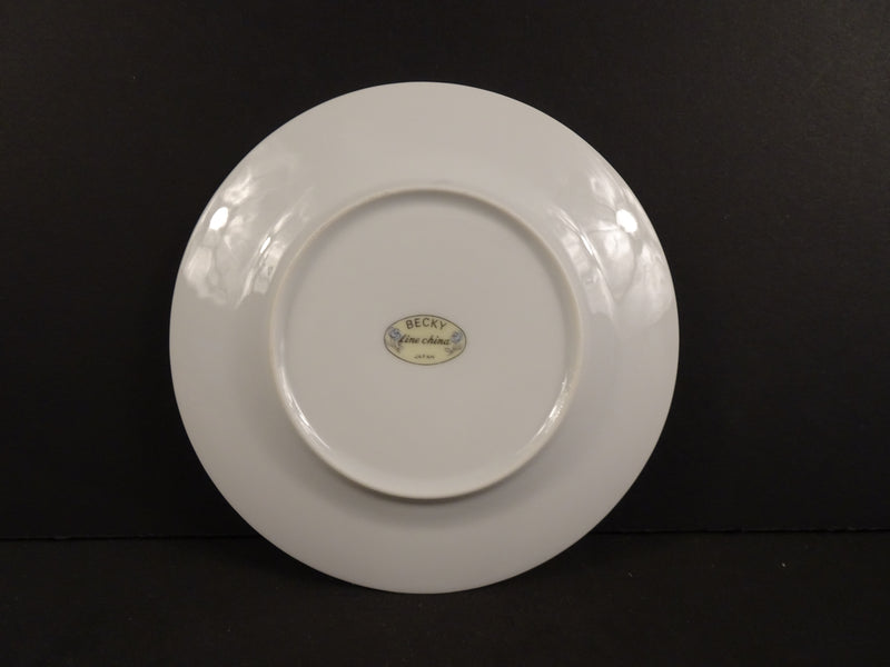Fine China Becky Rimmed Bread and Butter Plate