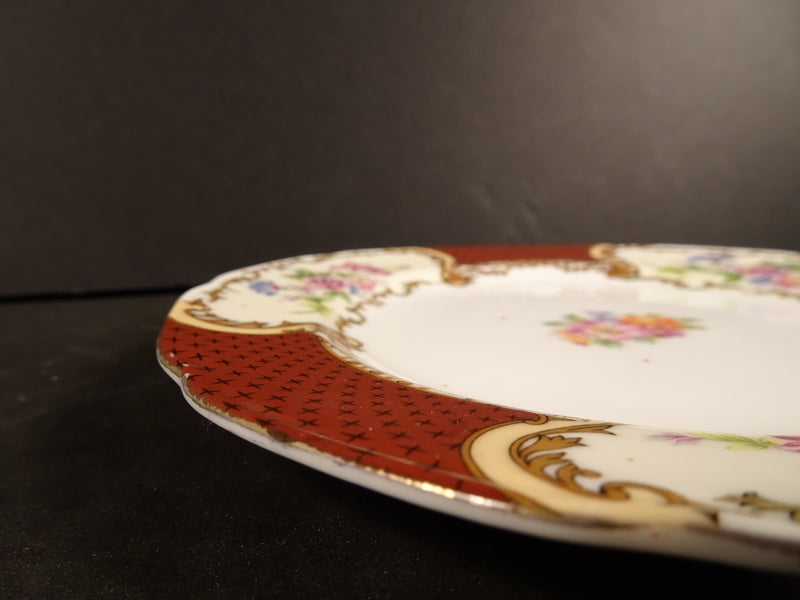 Goldcastle  6.60in Rimmed Bread and Butter Plate
