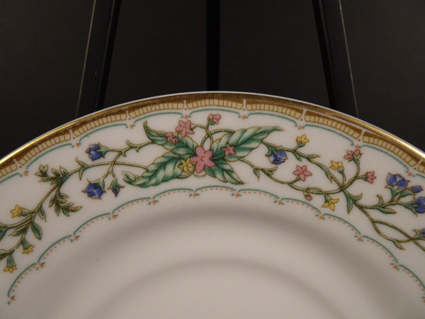 Farberware Fine China Wellesley 6.25in Rimmed Bread and Butter Plate
