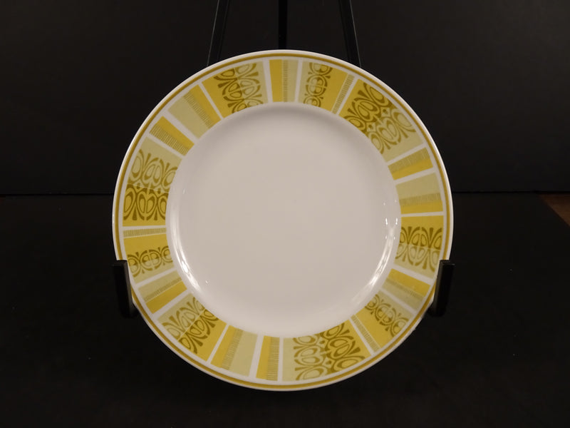Franciscan Whitestone Ware Antigue 6in Rimmed Bread and Butter Plate