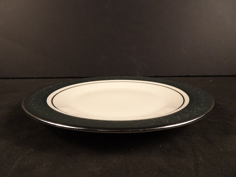 Franciscan Midnight Mist 6.25in Rimmed Bread and Butter Plate