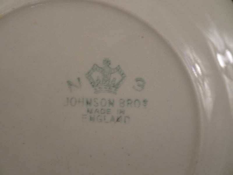 Johnson Bros  6.25in Rimmed Bread and Butter Plate