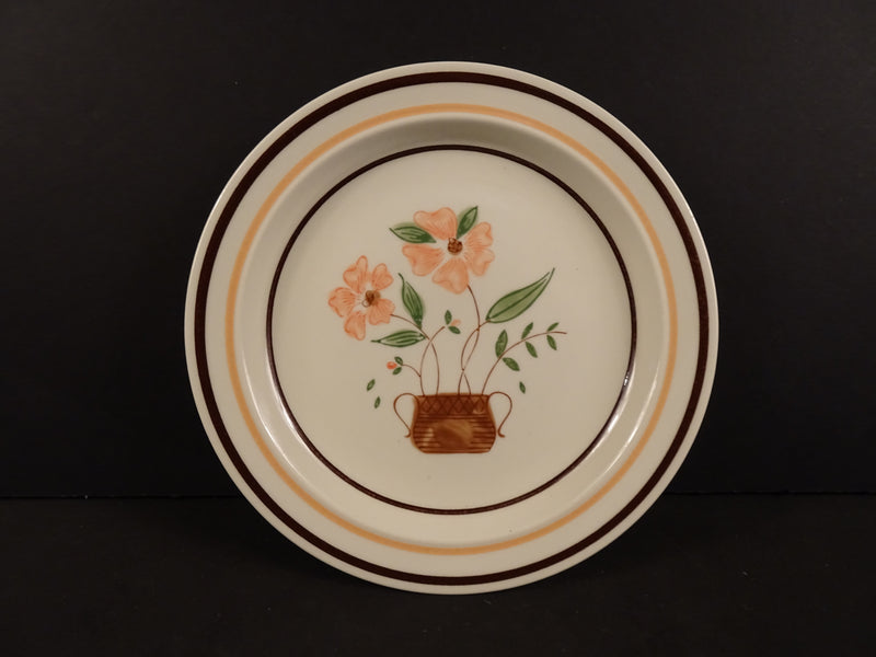 Countryside Stoneware  6.75in Rimmed Bread and Butter Plate