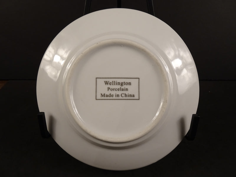 Wellington  6.25in Rimmed Bread and Butter Plate