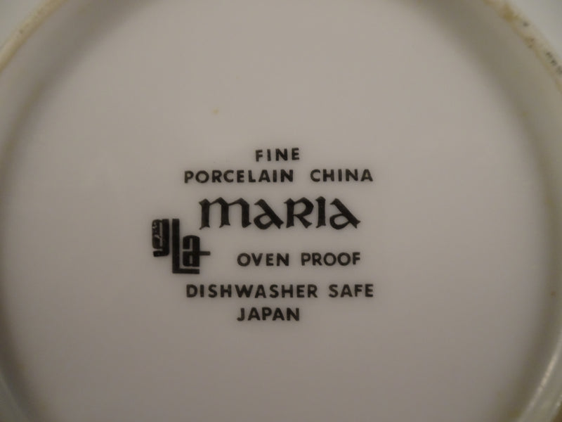 Maria  5.5in Coupe Fruit Bowl