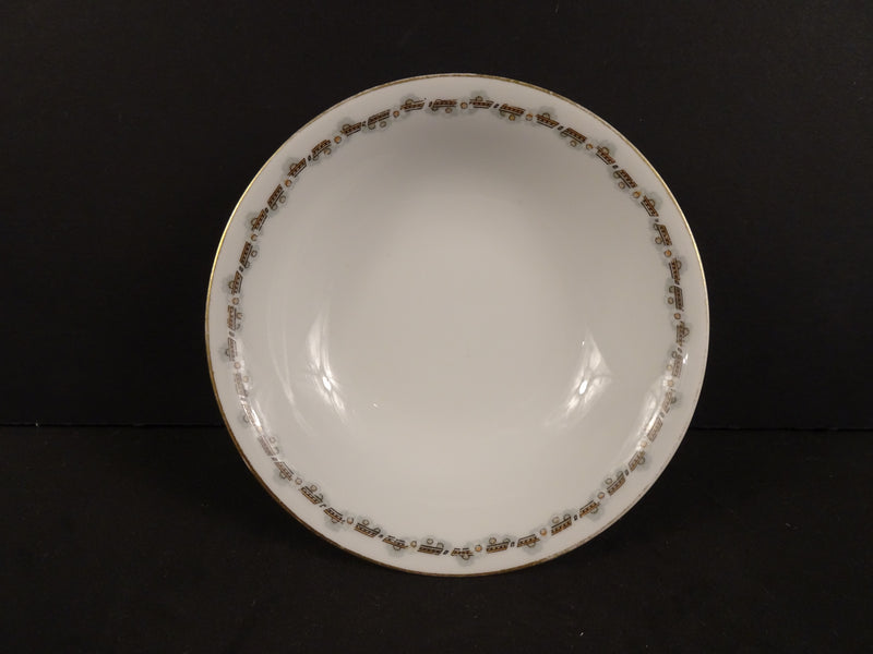 Royal Jnnsbruck Vienna Altrohlau 5.10in Coupe Fruit Bowl