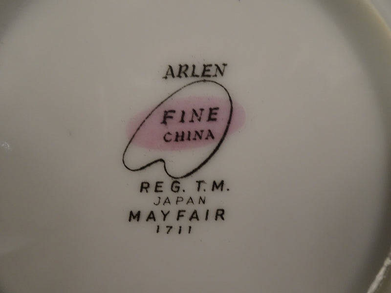 Arlen May Fair 5.6in Coupe Fruit Bowl