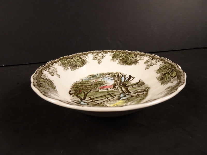 Johnson Bros The friendly Village 5.10in Coupe Fruit Bowl