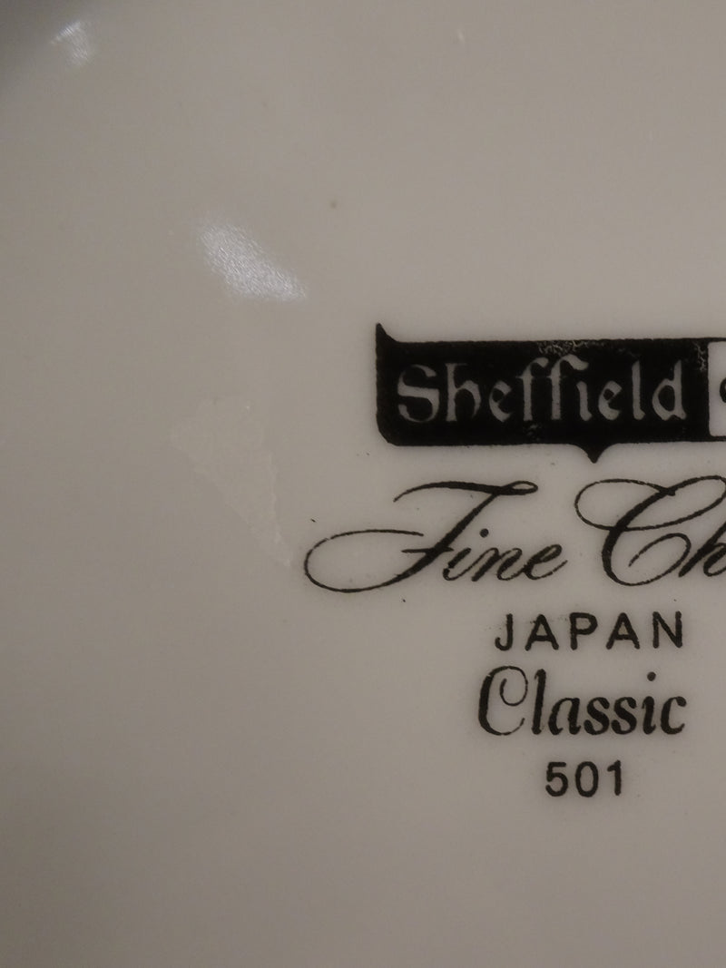 Sheffield Classic 5.35in Coupe Fruit Bowl