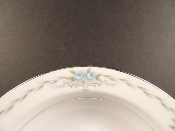 Style House Fina China Corsage 5.5in Rimmed Fruit Bowl