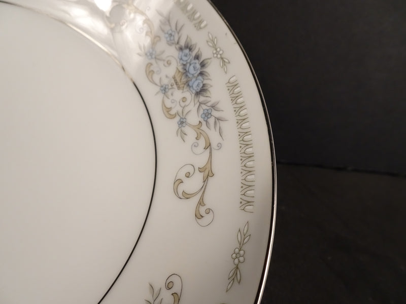 Fine Porcelain China Diane 5.5in Coupe Fruit Bowl