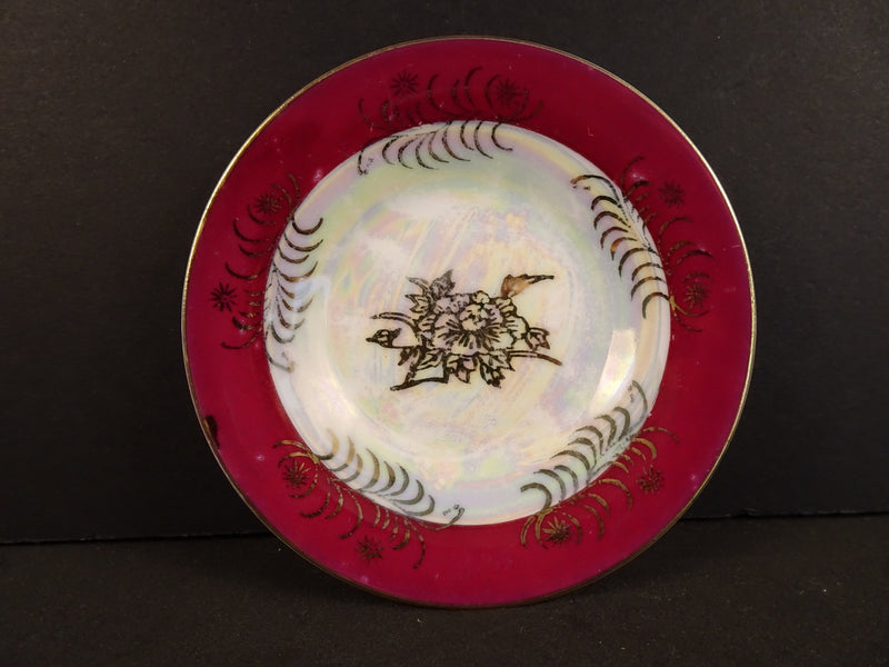 Unknown Pattern,  4.5in Demitasse Saucer