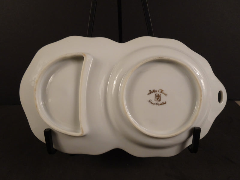 Soho China  4.60in Coupe Snack Plate
