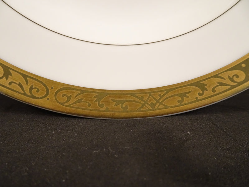 Sango China Carlisle 8.5in Rimmed Soup Bowl